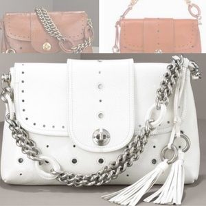 Marc Jacobs Perforated Flap Bag